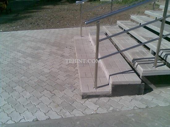 Фото тротуарная плитка 8 кирпичей
