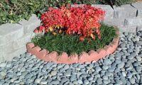 Ограждения для клумб и цветников
